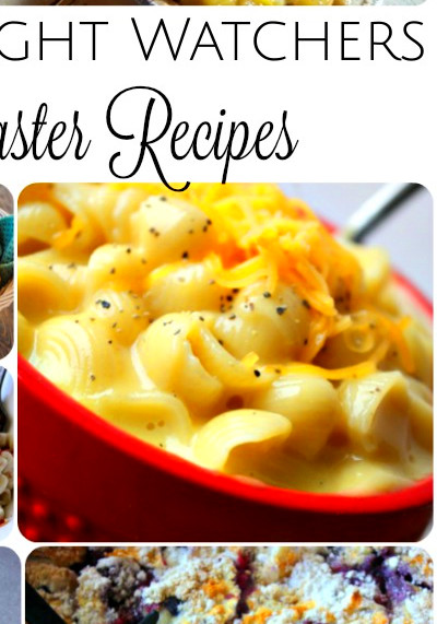 ... Weight Watchers points. You'll find classic dishes and new favorites