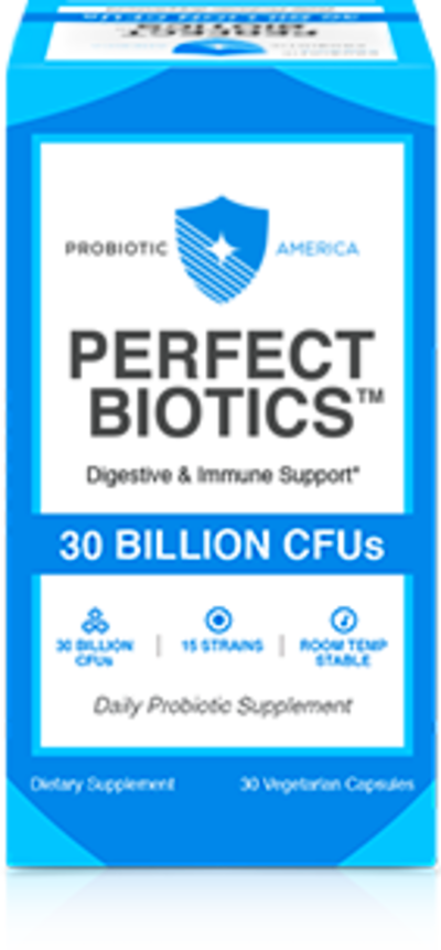 PerfectBiotics is produced in labs under rigid monitoring as well as ...