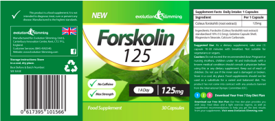 Forskolin 125 Side Effects