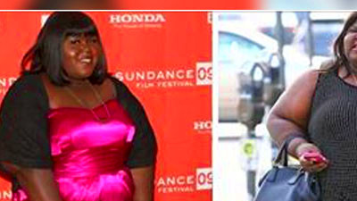 Precious' Star Gabourey Sidibe Loses 50 Pounds, Her Photos ...