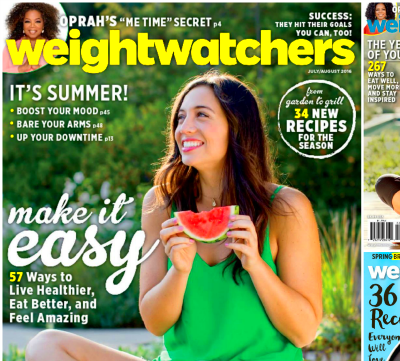 ... Weight Watchers magazine, Bluetooth speakers, Finding Dory, more