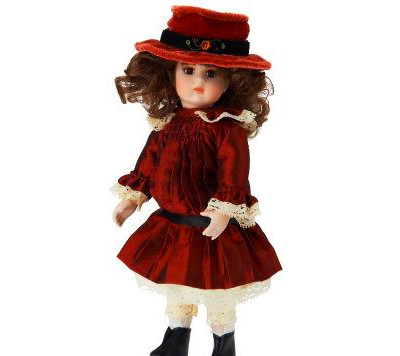 20thAnniversary French Fashion Bru Tiny Tot Porcelain Doll ...
