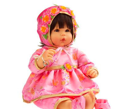 "... Sakura Limited Edition 22"" Doll by Marie Osmond - Page 1 — QVC.com"