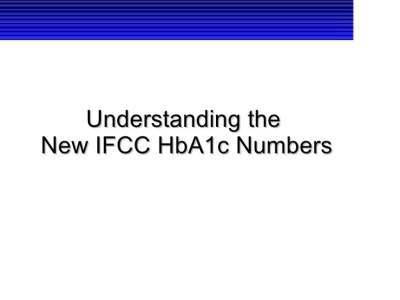 fructosamine to a1c conversion and wikipedia | THE DIABETICS BLOG