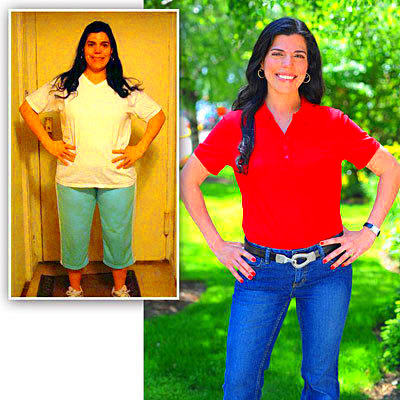 Carmen Hollinsed, - I Did It! Weight-Loss Success Stories - Health.com