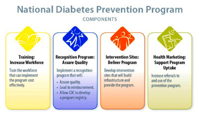 the Program - National Diabetes Prevention Program - Diabetes DDT