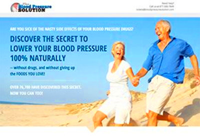 The Blood Pressure Solution Marlene Merritt | Natural ...