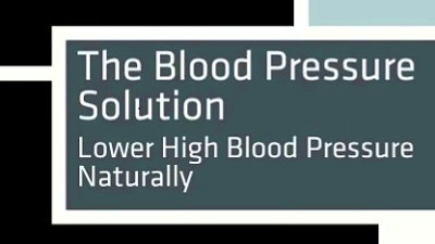 The Blood Pressure Solution Merritt Pdf Free Download ...