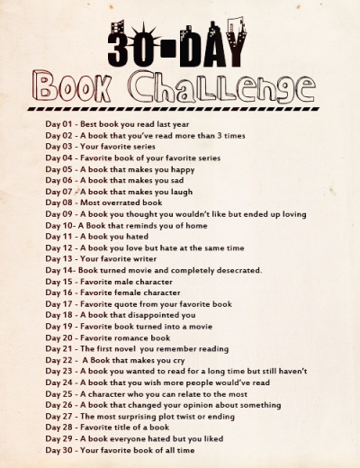 30 Day Book Challenge Day 4: Favorite Book from Favorite Series ...