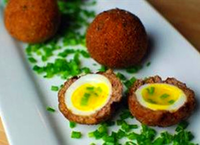 Scotch Quail Eggs recipe - from Tablespoon!