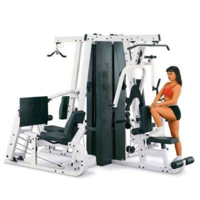 Body Solid Multi-Station Deluxe Complete Gym - Sam's Club