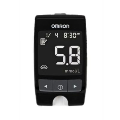 OMRON HGM-111 BLOOD GLUCOSE MONITORING SYSTEM | Lazada Singapore