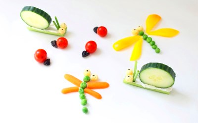 13 Veggie Snacks Your Child Can't Resist | Healthy Ideas ...