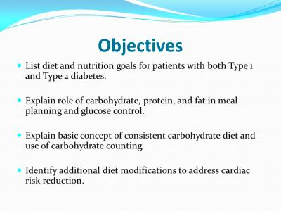Diet Teaching For the Diabetic Patient - ppt video online ...