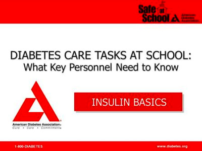 Counting Carbohydrates and Dosing Insulin for School Nurses - ppt video online download