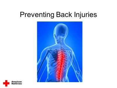 Preventing Back Injuries - ppt video online download