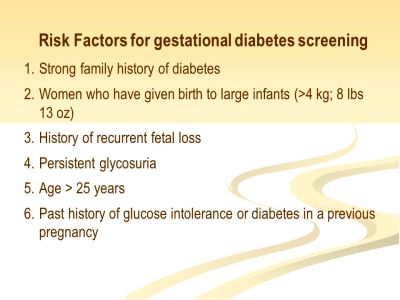 Diabetes in Pregnancy Dr Thomas Paul MD DM (Endo) - ppt ...