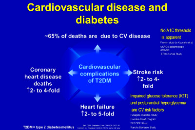 Diabetes Mellitus 101 for Cardiologists (and Alike): ppt ...