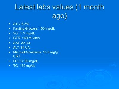 Steroid-Induced Hyperglycemia Case Study - ppt video online download