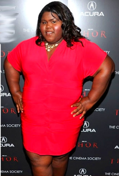 gabourey sidibe weight loss november