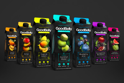 Goodbelly — The Dieline - Package Design Resource