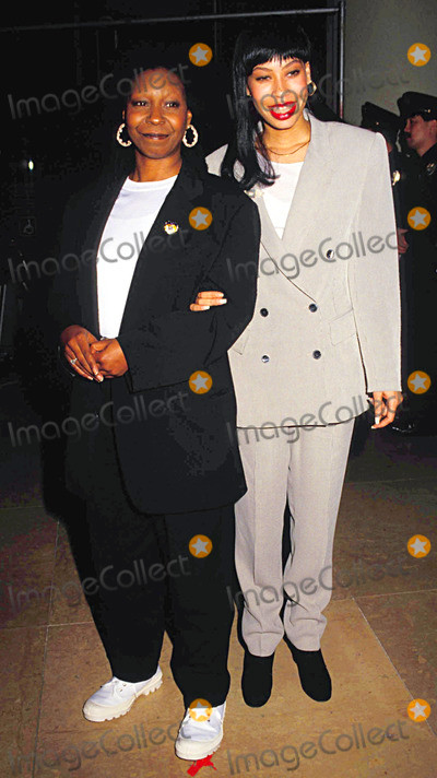 Photos and Pictures - Whoopi Goldberg with Daughter ...