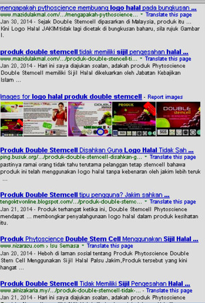 Phytoscience Double Stemcell Makin Laris - Stem Cell ...