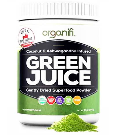 The Best Green Drink Powder