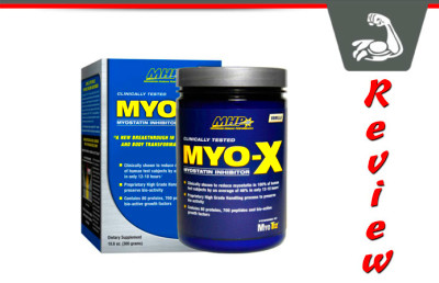 MYO-X Supplement Review - Can It Really Build Massive Muscle?