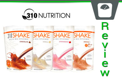 310 Nutrition Review | Real Meal Replacing Shakes & Cleanse?