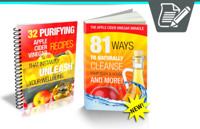 Apple Cider Vinegar Miracle Review - Naturally Cleanse Your Body?