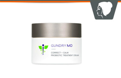 Gundry MD Correct & Calm Probiotic Treatment Cream Review ...