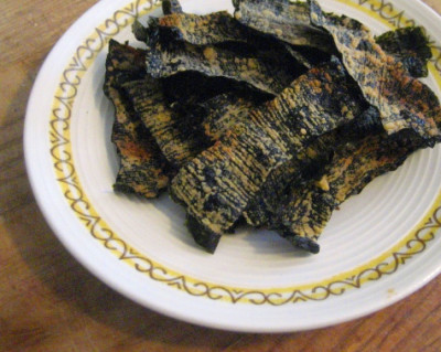 Afternoon Crack: Nori Never Tasted So Good | The Candida Diaries