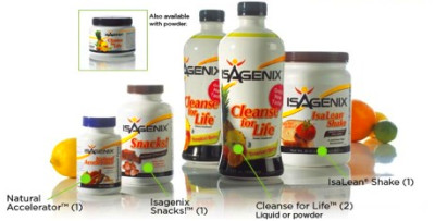 Isagenix 9 Day Cleanse | The Chaotic Beauty
