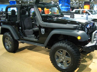 Jeep Wrangler at New York International Auto Show 2011 ...