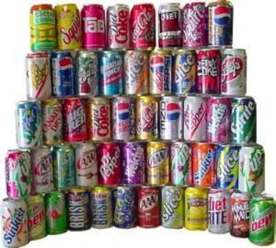 ONE SODA PER DAY = DIABETES!: Diet Soda, Reg. Soda, Sweetened Teas ...