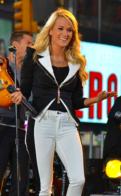Carrie Underwood Wikipedia The Free Encyclopedia ...