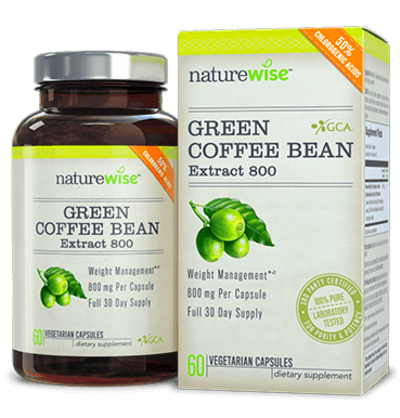 NatureWise Green Coffee Bean Fat Burner Archives - Weight ...