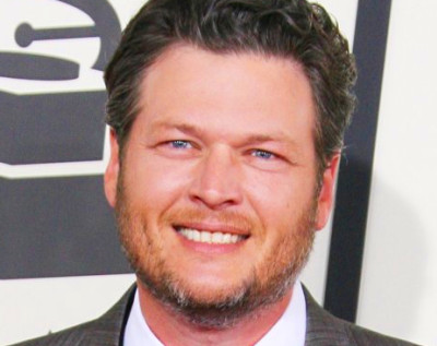 Blake Shelton Picture 79 - The 56th Annual GRAMMY Awards - Arrivals