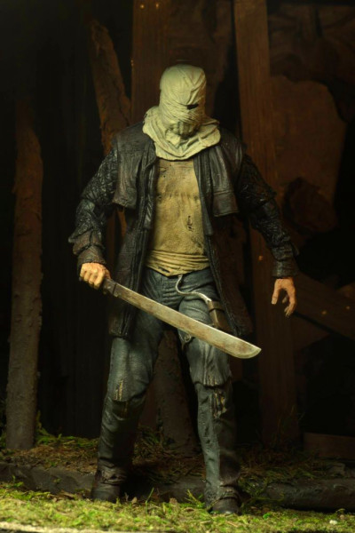 NECA Friday The 13th 2009 Ultimate Jason Gallery - Action Figure Fury