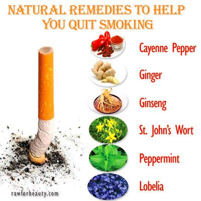 8 Natural Remedies Helpful for Quitting Smoking ...