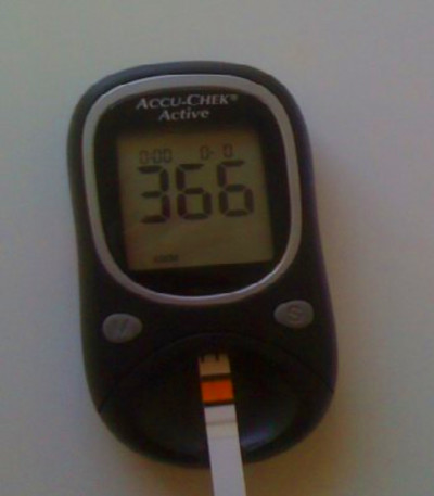 What is too low blood sugar that is considered dangerous?
