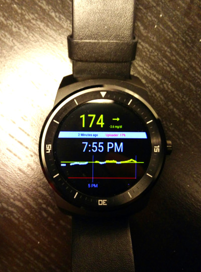 Android Wear Gets Continuous Glucose Monitoring Thanks To Third Party ...