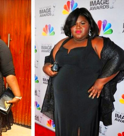 Pin Gabourey Sidibe Weight Loss Photoshop on Pinterest