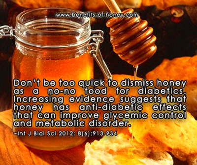 3 Reasons Why Honey Should Not Be Banned in Diabetic Diet