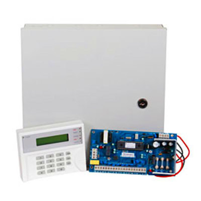8Zone LCD Keypad, 8Zones Control Panels,security Alarm System