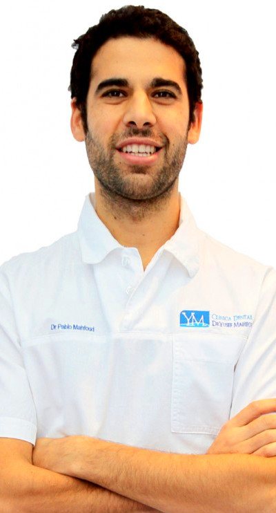Dr. Pablo Mahfoud Pedre | Mahfoud Dental Clinic Marbella