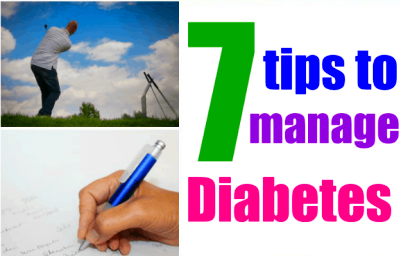 7 Tips for Managing Diabetes