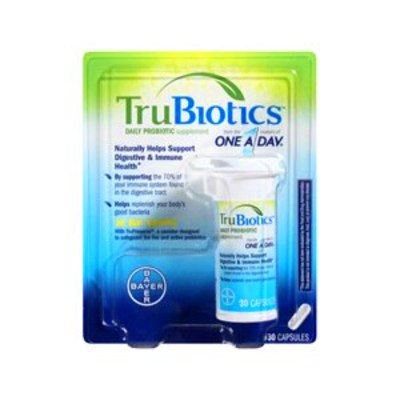 Tru Biotics Daily Probiotic Supplement