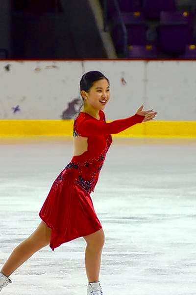 St. Francis High sophomore earns National Solo Ice Dance ...